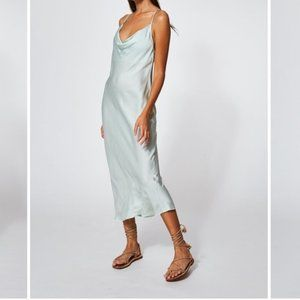 NWT Young Fabulous and Broke Slip Dress